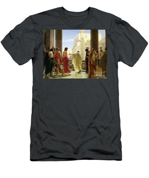 Ecce Homo Men's T-Shirt (Athletic Fit)