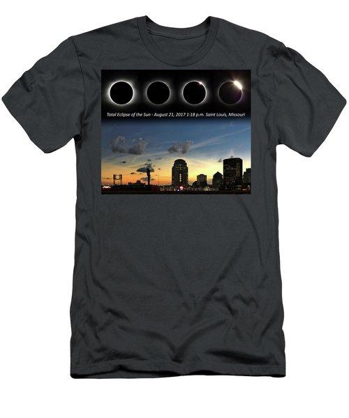 Eclipse - St Louis Men's T-Shirt (Athletic Fit)