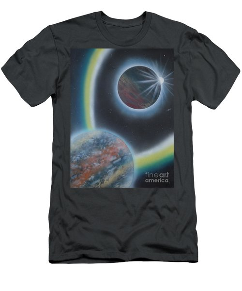 Eclipsing Men's T-Shirt (Athletic Fit)