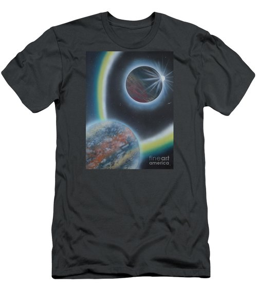 Eclipsing Men's T-Shirt (Athletic Fit)