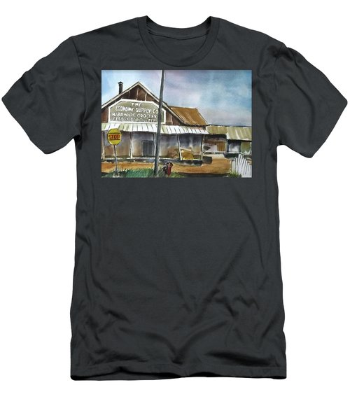 Economy Supply Men's T-Shirt (Athletic Fit)