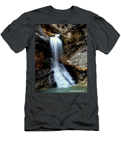Eden Falls Men's T-Shirt (Athletic Fit)