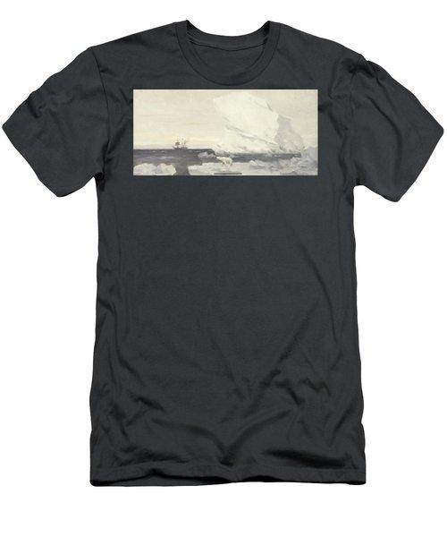 Eduardo De Martino Men's T-Shirt (Athletic Fit)