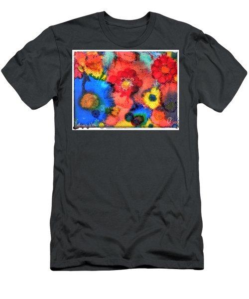 Efflorescence Men's T-Shirt (Athletic Fit)