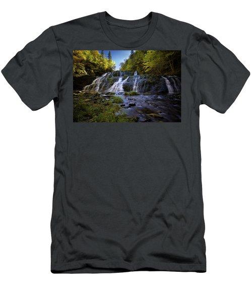 Egypt Fall Men's T-Shirt (Athletic Fit)