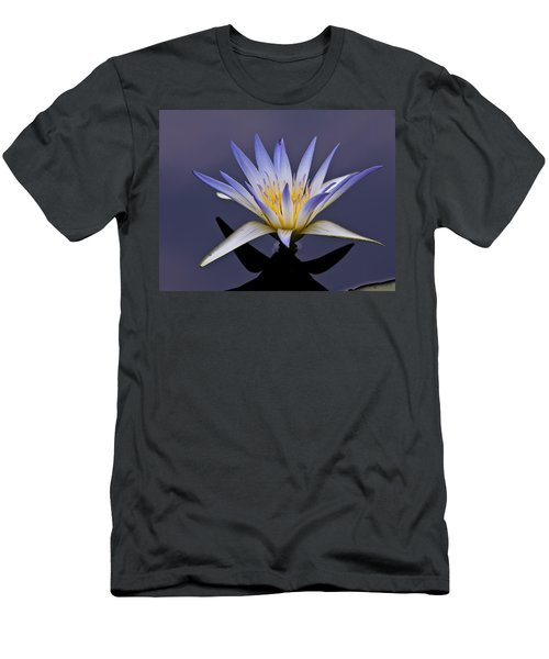 Egyptian Lotus Men's T-Shirt (Athletic Fit)
