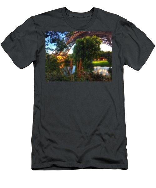 Eiffel Men's T-Shirt (Athletic Fit)