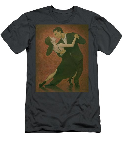 El Tango Men's T-Shirt (Athletic Fit)