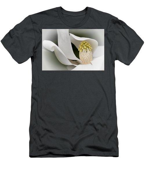 Elegant Magnolia II Men's T-Shirt (Athletic Fit)