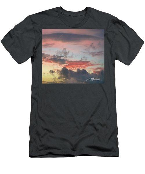 Elemental Designs Men's T-Shirt (Slim Fit) by Tim Fitzharris