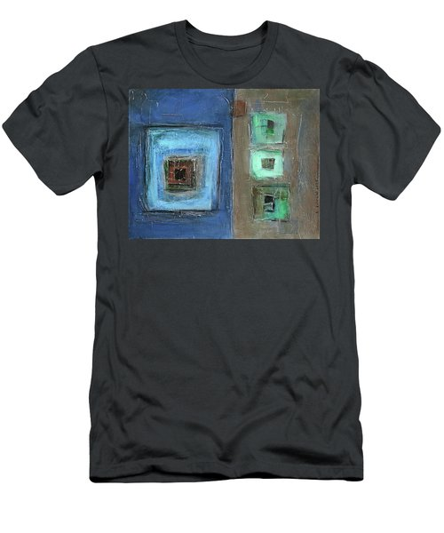 Elements Men's T-Shirt (Slim Fit) by Behzad Sohrabi