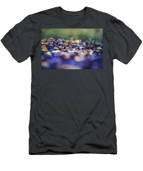 Elfin World Men's T-Shirt (Athletic Fit)