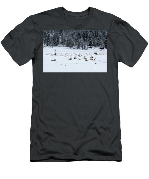 Elk - 9134 Men's T-Shirt (Athletic Fit)