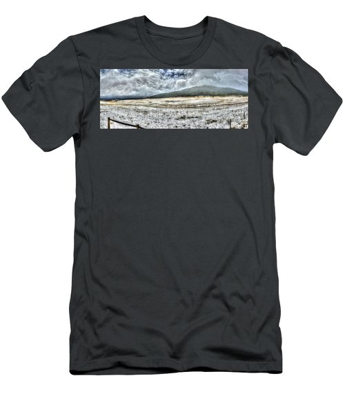 Elk Meado Pano Men's T-Shirt (Athletic Fit)