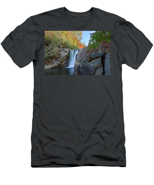 Elk River Falls Men's T-Shirt (Athletic Fit)