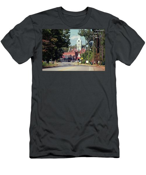 Ellaville, Ga - 2 Men's T-Shirt (Athletic Fit)