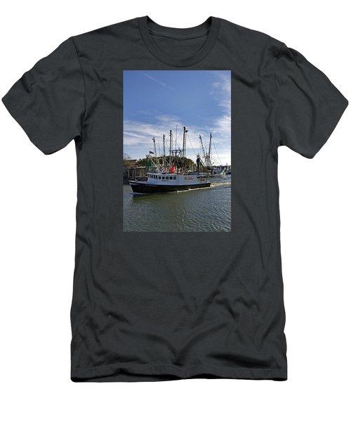 Ellen Jean Men's T-Shirt (Athletic Fit)