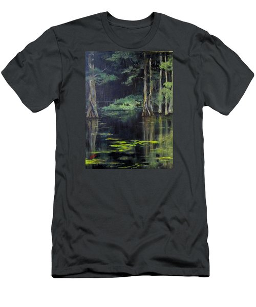 Emerald Bayou Men's T-Shirt (Athletic Fit)