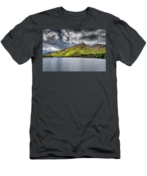 Emerald Peaks Men's T-Shirt (Athletic Fit)