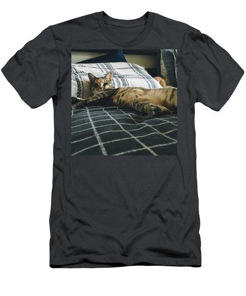 Emma1 Men's T-Shirt (Athletic Fit)