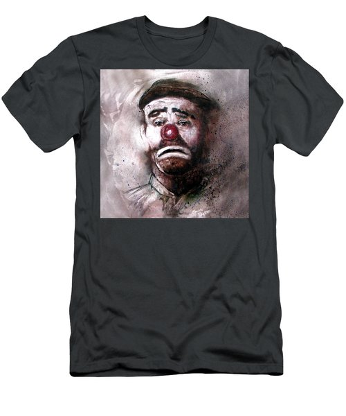 Emmit Kelly Clown Men's T-Shirt (Athletic Fit)