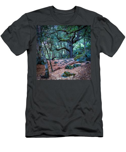 Enchanted Men's T-Shirt (Slim Fit) by Jerry Golab
