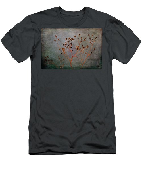 Men's T-Shirt (Athletic Fit) featuring the photograph End And Beginning by Randi Grace Nilsberg