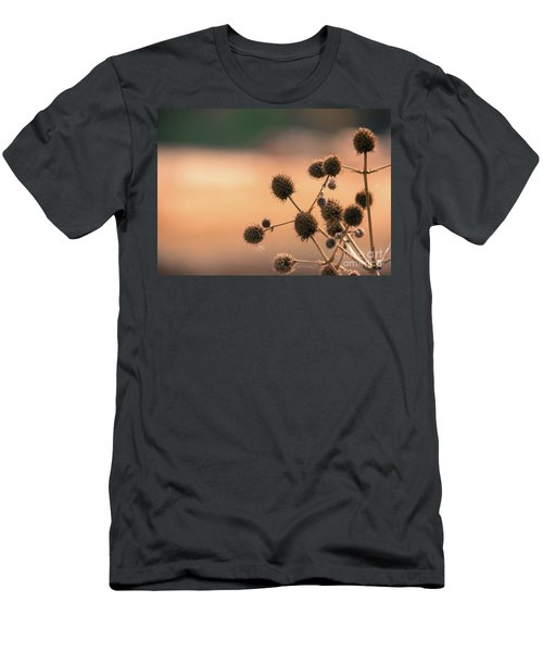 Men's T-Shirt (Slim Fit) featuring the photograph End Of Summer by Lisa L Silva