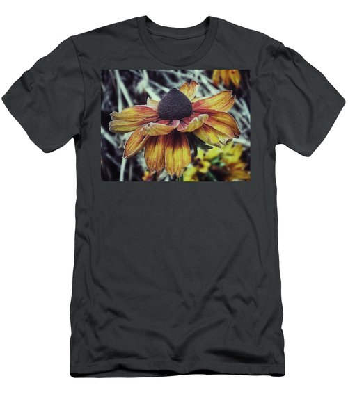 End Of The Season  Men's T-Shirt (Slim Fit) by Karen Stahlros