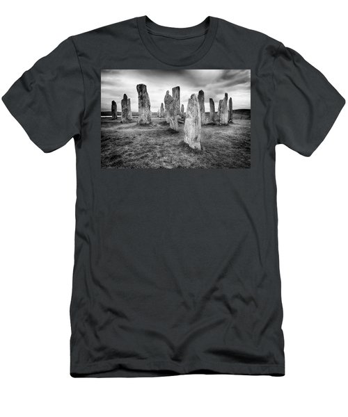 End Of The World Men's T-Shirt (Athletic Fit)