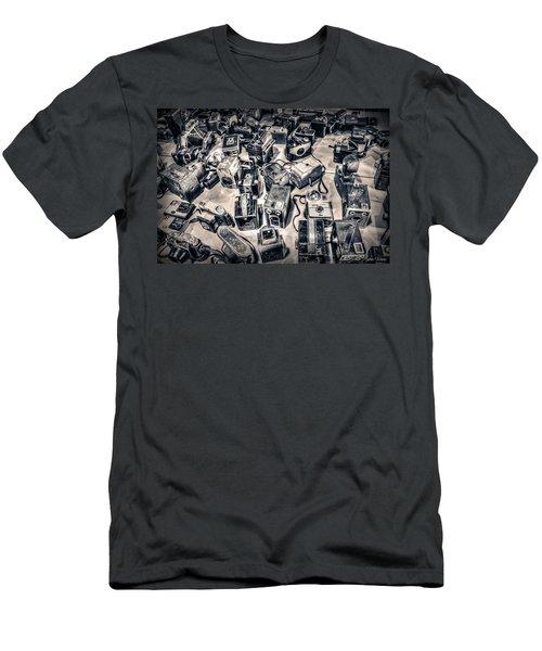 Men's T-Shirt (Slim Fit) featuring the photograph Endless by Michaela Preston