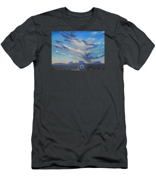 Endless Sky Men's T-Shirt (Athletic Fit)