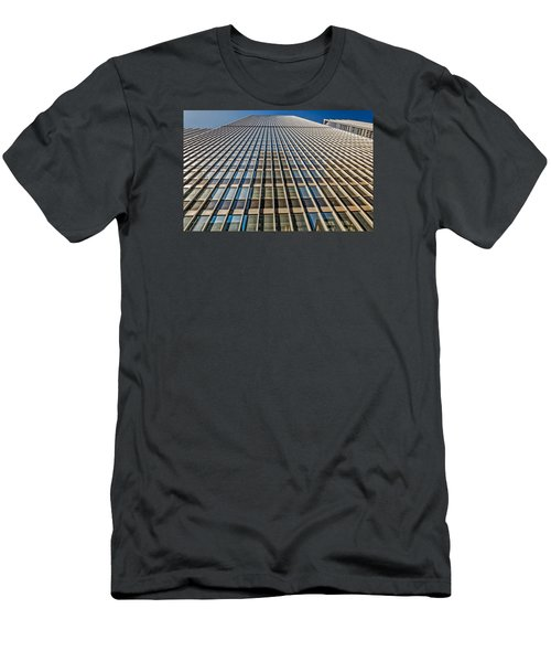 Endless Windows Men's T-Shirt (Slim Fit) by Sabine Edrissi