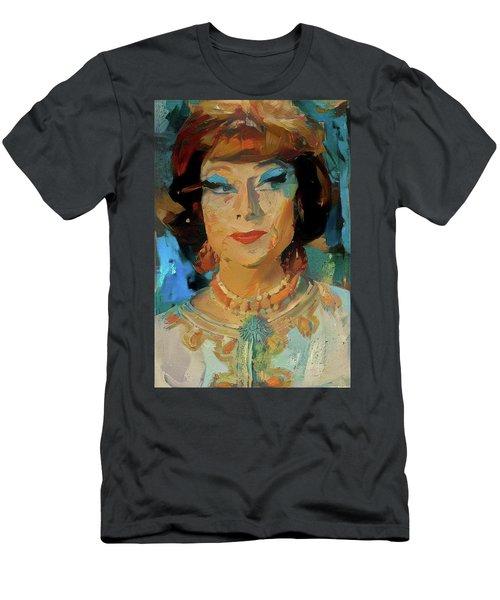 Endora Men's T-Shirt (Slim Fit) by Richard Laeton