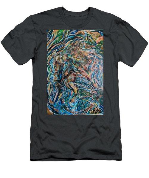 Energy Men's T-Shirt (Athletic Fit)