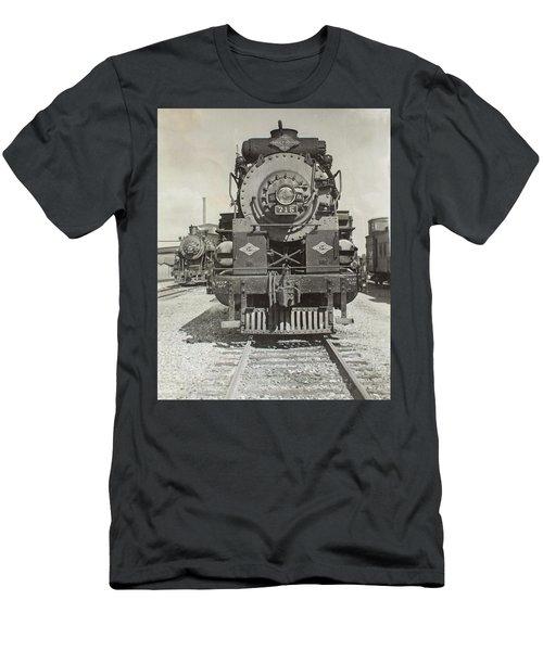 Engine 715 Men's T-Shirt (Athletic Fit)