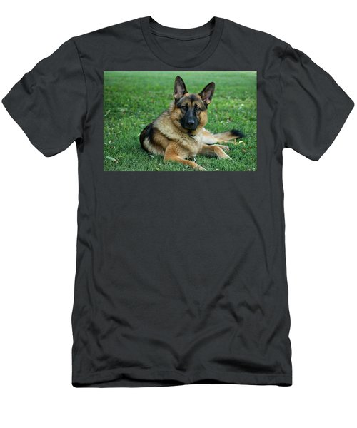 Enjoying The Day Men's T-Shirt (Athletic Fit)