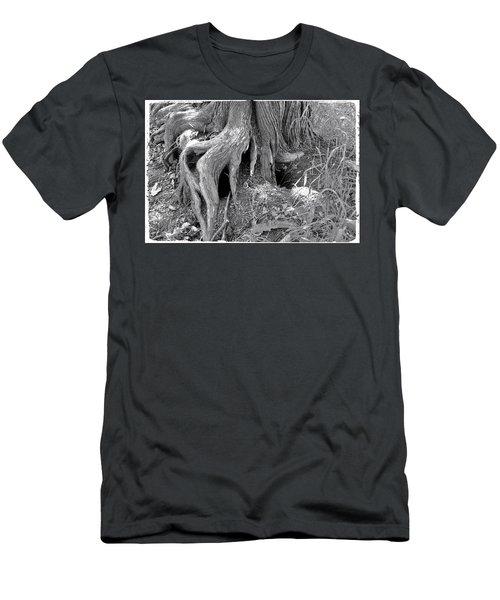 Ent Foot Men's T-Shirt (Athletic Fit)