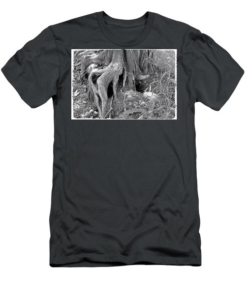Ent Foot Men's T-Shirt (Athletic Fit)