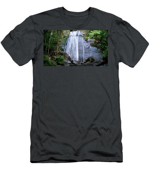 Entre La Maleza Men's T-Shirt (Athletic Fit)