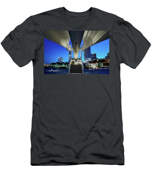 Entry To The City Men's T-Shirt (Athletic Fit)