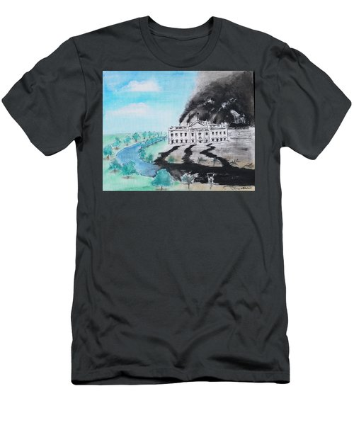 Environmental Protection, 2017 Style Men's T-Shirt (Athletic Fit)