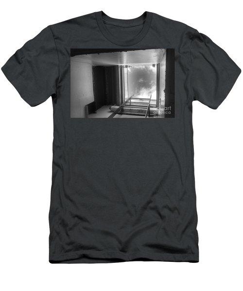 Escape Hatch Men's T-Shirt (Athletic Fit)