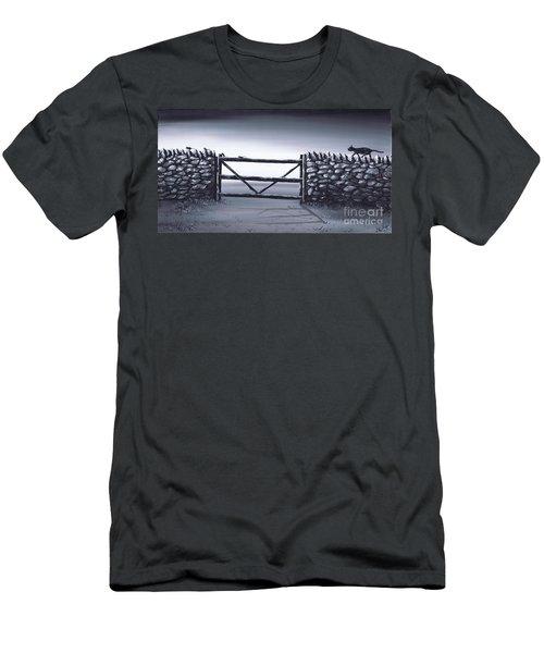 Escape Plan Men's T-Shirt (Athletic Fit)