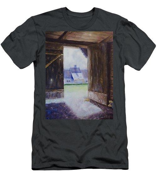 Escape The Sun Men's T-Shirt (Athletic Fit)