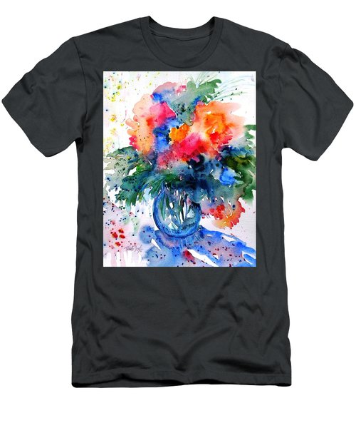 Essence Of Summer #2 Men's T-Shirt (Athletic Fit)