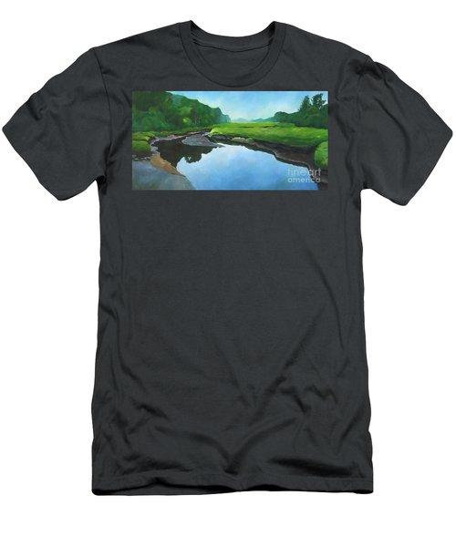 Essex Creek Men's T-Shirt (Athletic Fit)