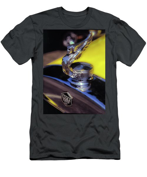 Essex Super 6 Hood Ornament Men's T-Shirt (Athletic Fit)