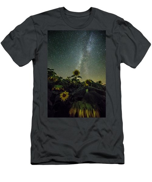 Men's T-Shirt (Slim Fit) featuring the photograph Estelline by Aaron J Groen
