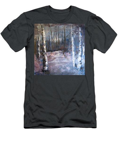 Evening Medow Men's T-Shirt (Athletic Fit)